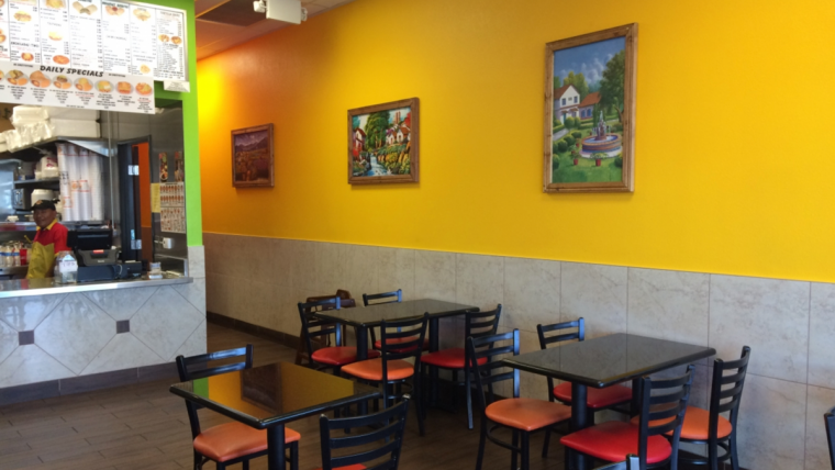 Visit our remodeled restaurant on West Flamingo!