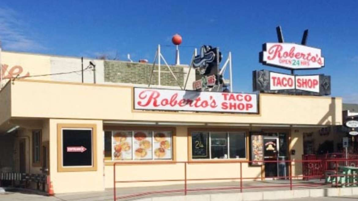Grand Opening: Roberto's Taco Shop in Reno, Nevada