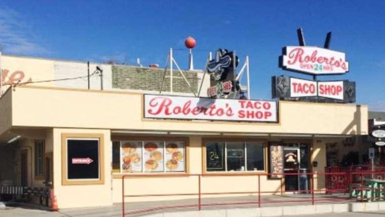 Grand Opening: Roberto's Taco Shop in Reno, Nevada