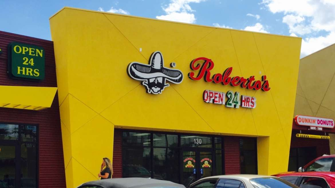 Roberto's Taco Shop Opens Their 50th Store!