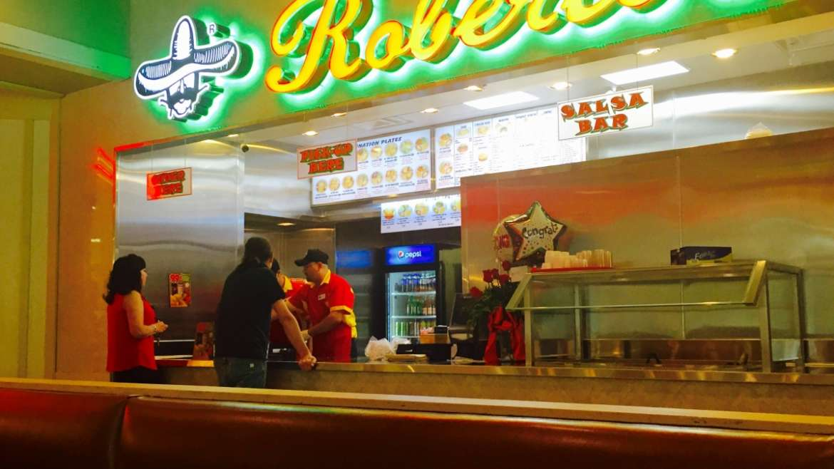 Grand Opening: Roberto's Taco Shop in Sam's Town Hotel and Gambling Hall