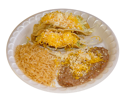 #4: Two Tacos