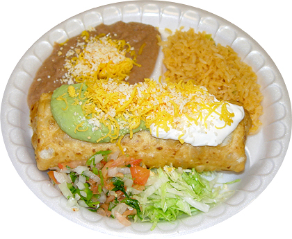 #13: Chimichanga