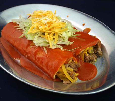 Mixed Enchiladas