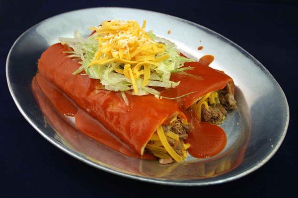 (2) Mixed Enchiladas