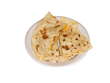 Plain Quesadilla