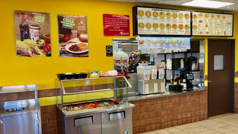 Re-Grand Opening of Roberto's Taco Shop at 7801 West Charleston Blvd!