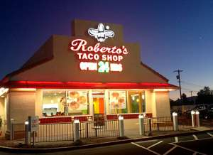 Roberto S Taco Shop Contact Us