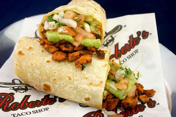 Adobada Burrito