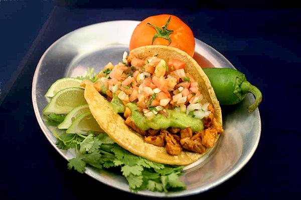 Adobada Taco
